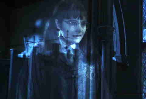 moaning myrtle ghost harry potter