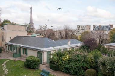 Le Jardin de la Maison de Balzac