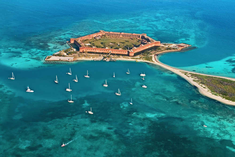 Visiting Dry Tortugas National Park: What to Do and How to Get ...
