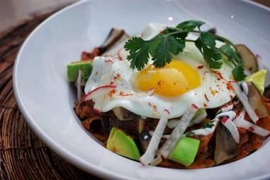 Breakfast at Cha Cha's Latin Kitchen