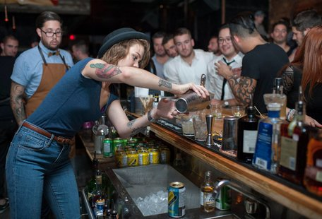 The Best Bartenders in Montreal