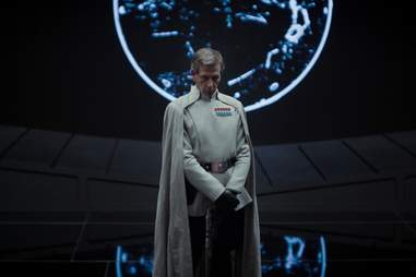 Ben Mendelsohn in Star Wars Rogue One