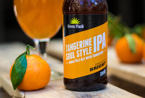 Green Flash Tangerine Soul Style
