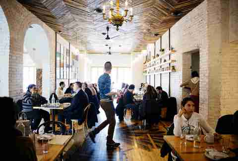 Everywhere You Should Be Eating in Corktown