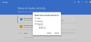 How to Delete Voice Recordings