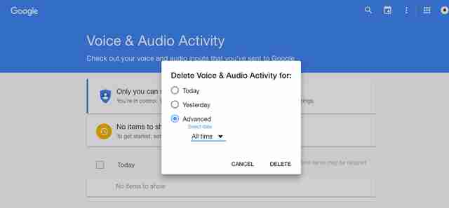 How to Delete Voice Recordings