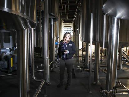 DeVonne Buckingham Drake's Brewer