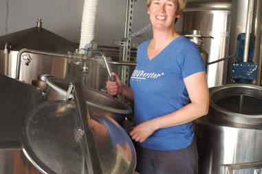 Brewer Robyn Schumacher, Stoup Brewing