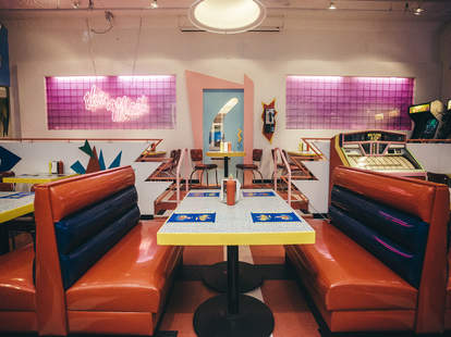 Saved By The Bell The Max Pop-Up Dinner Chicago