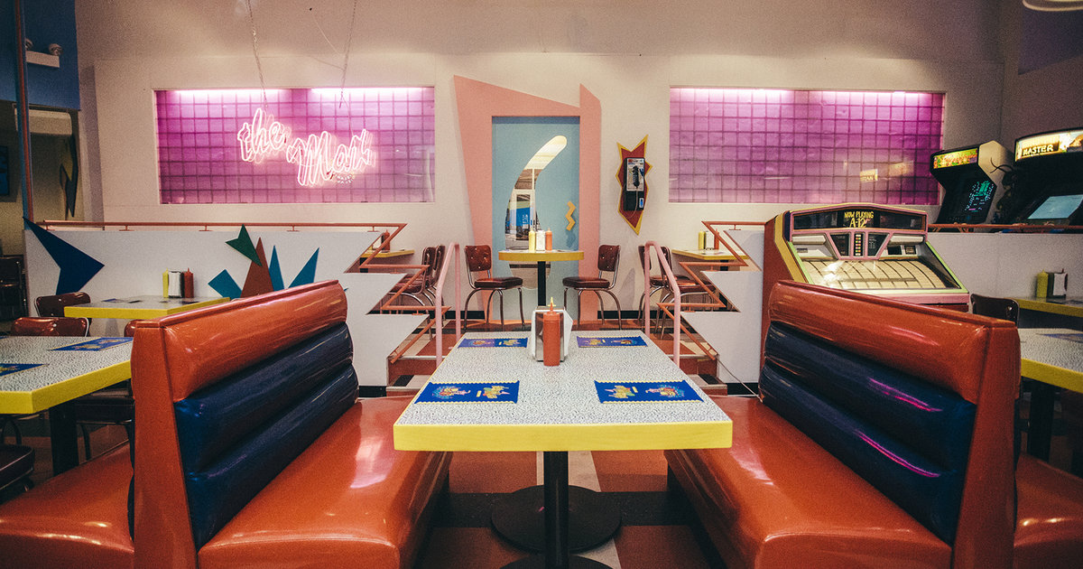 The Max Saved By The Bell Restaurant Opens In Chicago Thrillist