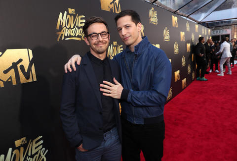 Jorma Taccone, Andy Samberg, the lonely island