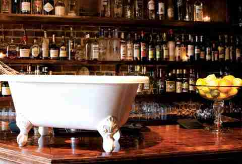 bathtub gin bar