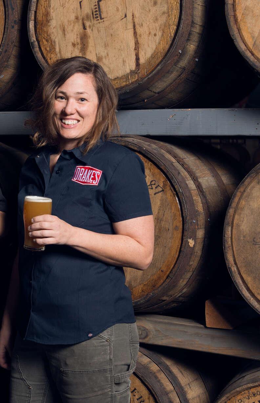 Brewer DeVonne Buckingham, Drake's Brewing