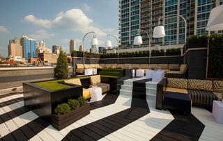 The Kensington Roof Garden & Lounge
