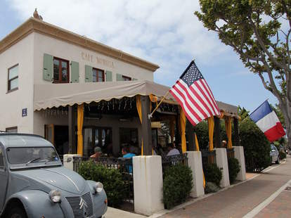 Cafe mimosa san clemente