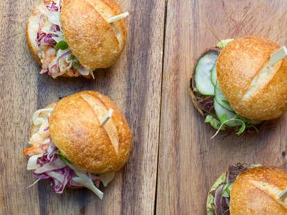 sliders sandwiches