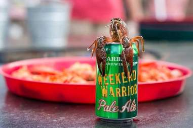 Karbach crawfish