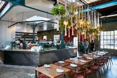 Rose Cafe & Restaurant in L.A.