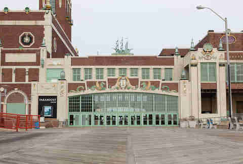 Asbury Park convention center