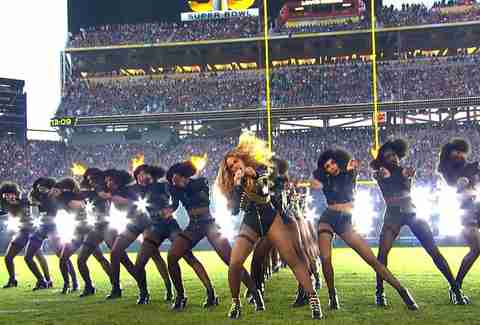 beyonce formation super bowl
