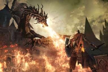 dark souls 3 - best game of 2016
