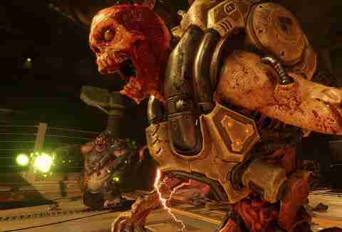 doom 2016 - best games of 2016