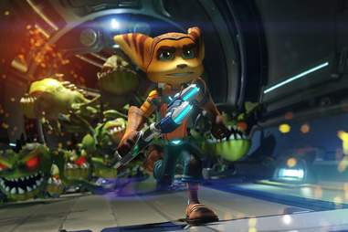 ratchet and clank remake - best games of 2016
