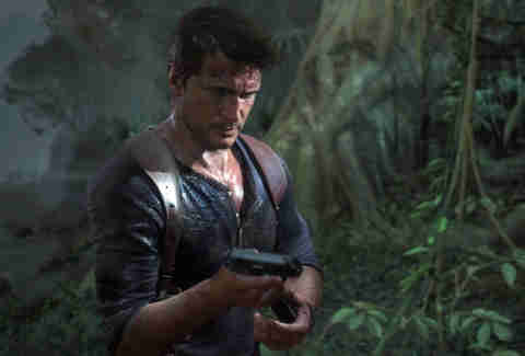 uncharted 4 - best games of 2016