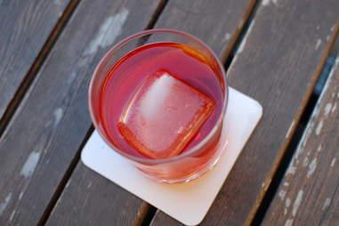 Rum Negroni at Aalto Lounge