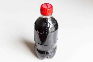 soda close up