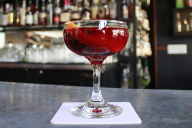 Negroni at Clyde Common