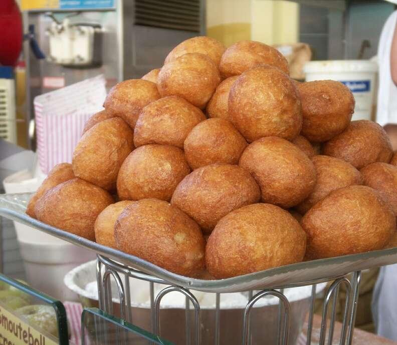 Belgian Donuts