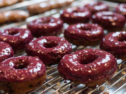 Sidecar donuts, santa monica ca