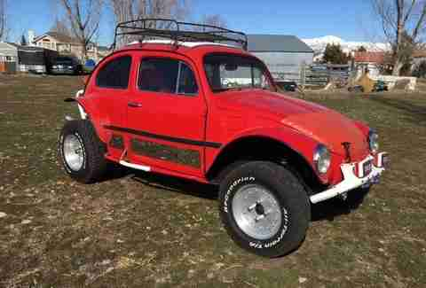 1971 VW Baja Bug For sale