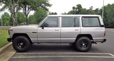 1984 Nissan Patrol For Sale
