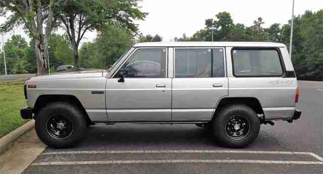 1984 Nissan Patrol For Sale