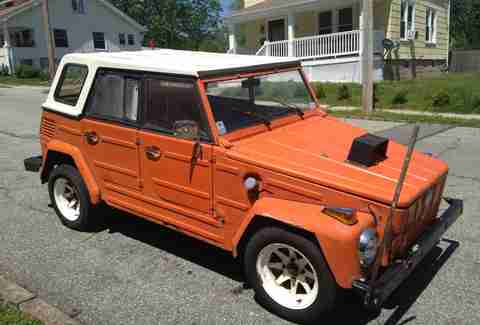VW Thing for sale