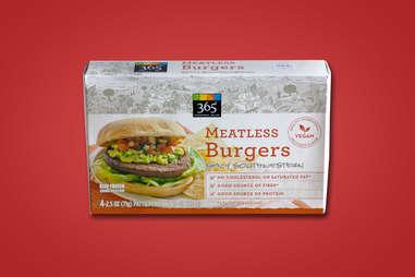 365 Spicy Southwestern Meatless Burgers