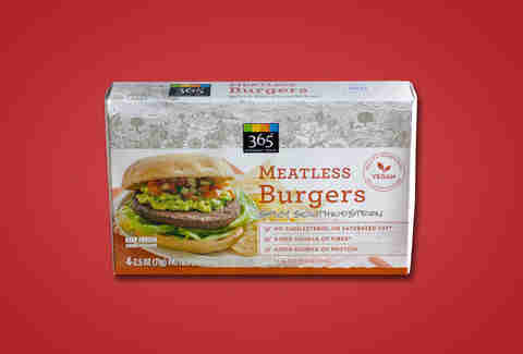365 Spicy Southwestern Meatless Burgers