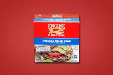 Engine 2 Poblano Black Bean