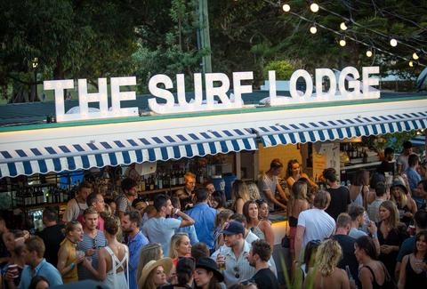 The Surf Lodge
