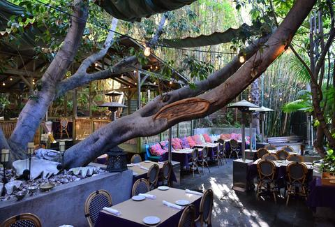 La S Best Places To Eat Outdoors