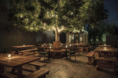 The Patio at Idle Hour