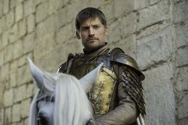 Nikolaj Coster-Waldau as Ser Jaime Lannister of the Kingsguard