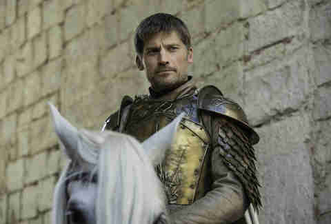 Nikolaj Coster-Waldau as Ser Jaime Lannister of the Kingsguard