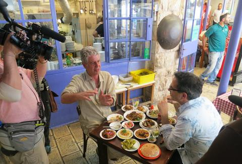 Bourdain on Parts Unknown
