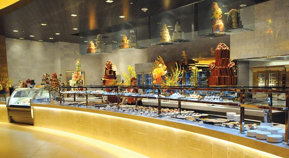 the m resort a las vegas nv bar rh thrillist com  m resort spa casino buffet price