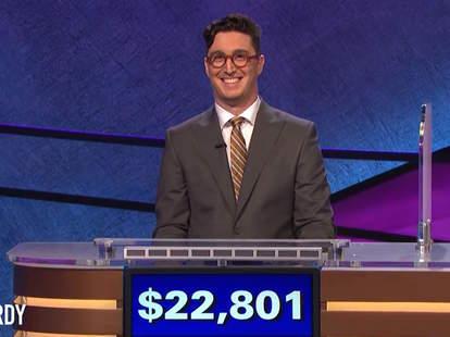 Buzzy Cohen on Jeopardy!
