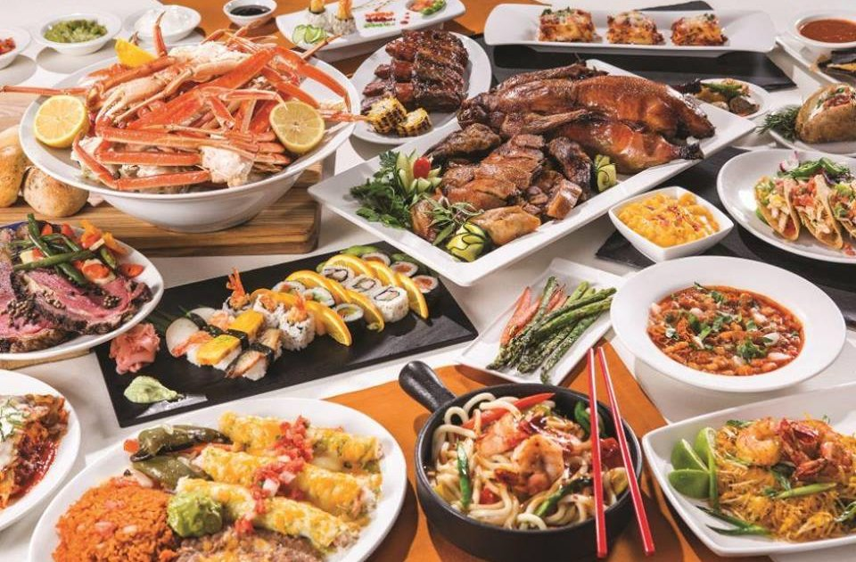 Best All You Can Eat Restaurants In Miami