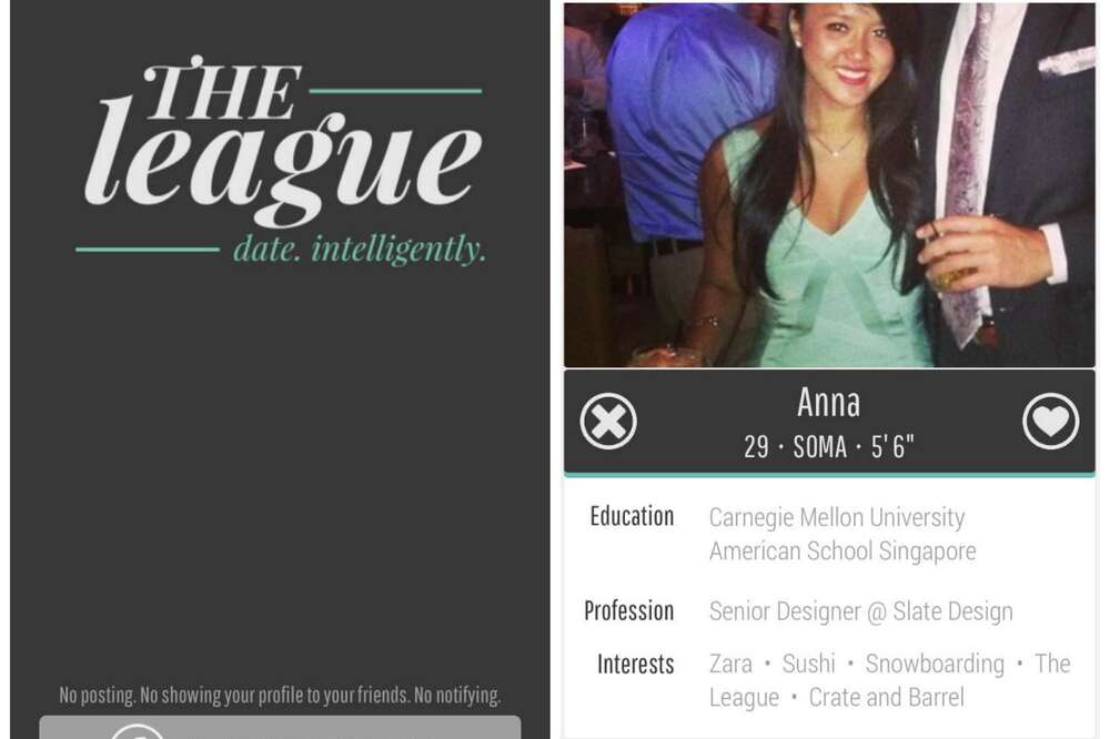The League Dating App What It S Really Like Thrillist
